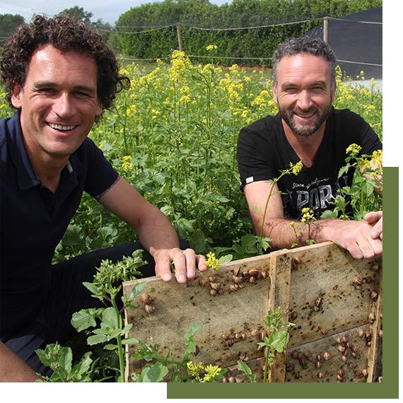 Olivier et Sébastien Royer